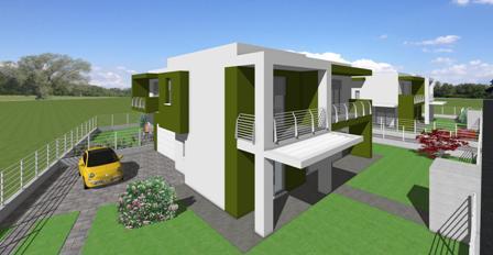 VILLA beregazzo con figliaro nuova costruzione casa singola 12092016