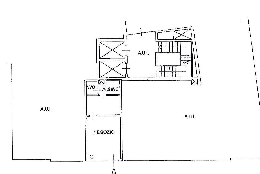 via roma, Como 22077, 1 Stanza Stanze,1 BagnoBathrooms,Negozio,Vende,via roma,1120