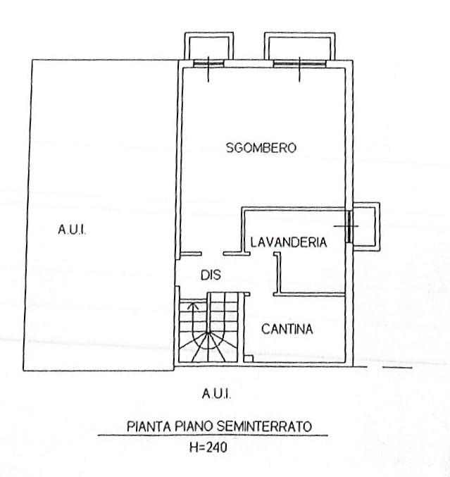 Indirizzo non disponibile, 3 Stanze da Letto Stanze da Letto, 9 Stanze Stanze,3 BathroomsBathrooms,Bifamiliare,Vende,VIA PRIMO LEVI,1158