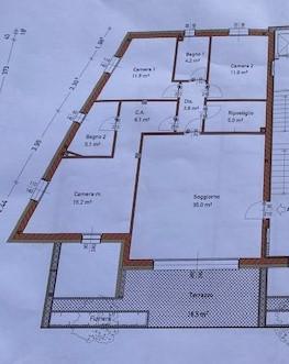 Como, 2 Stanze da Letto Stanze da Letto, 3 Stanze Stanze,2 BathroomsBathrooms,Trilocale,Vende,1196
